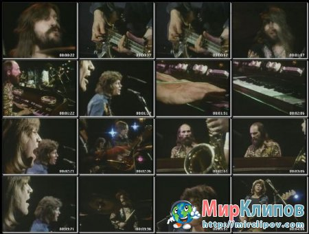 The Moody Blues – I'm Just A Singer Old Whistle Test (Live)
