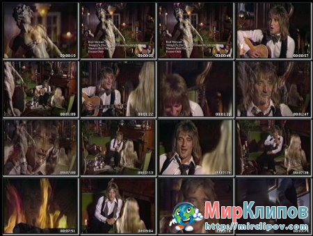 Rod Stewart – Tonight's The Night (Gonna Be Alright)