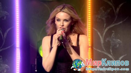 Kylie Minogue - Get Outta My Way (Live, Alan Carr Chatty Man)