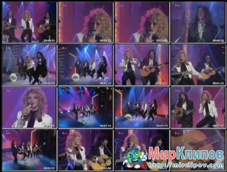 Bonnie Tyler – Call Me (Live)