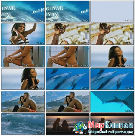 Inna - Amazing (DJ Feel Original Remix & Video Mix)