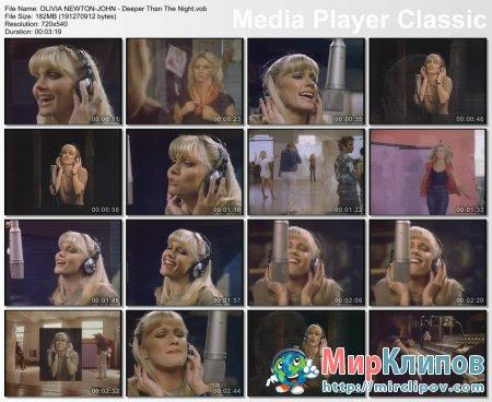 Olivia Newton John - Deeper Than The Night