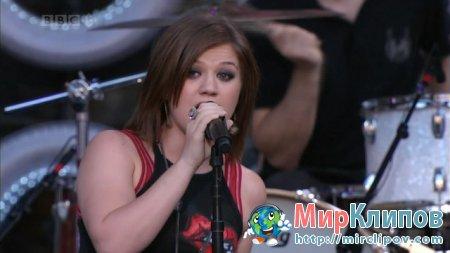 Kelly Clarkson - Walk Away (Live, Earth, 2007)