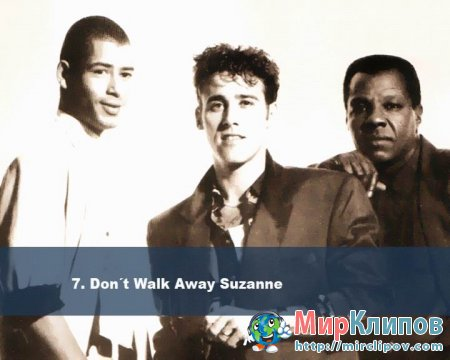 Bad Boys Blue - Don't Walk Away Suzanne