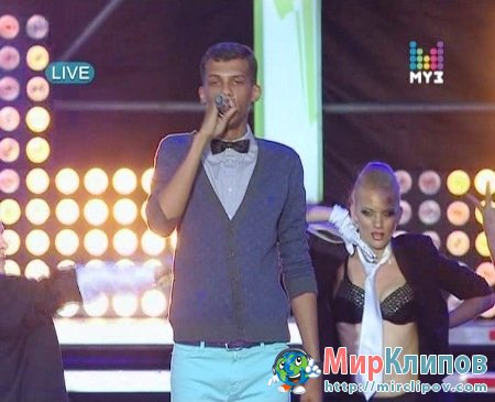 Stromae - Peace Or Violence & Alors On Danse (Европа Плюс, Live, 2010)