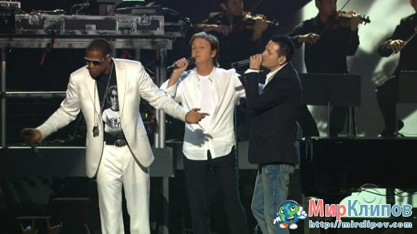 Linkin Park Feat. Jay-Z & Paul McCartney - Numb Encore & Yesterday (Live, Grammy Awards, 2006)