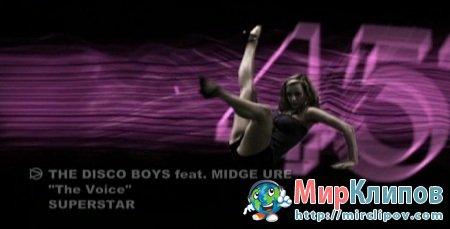 Disco Boys Feat. Midge Ure - The Voice