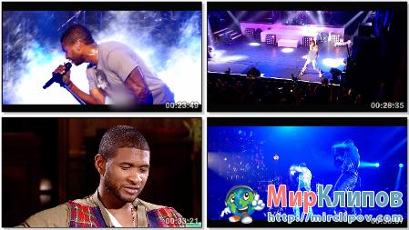 Usher - Live Perfomance (London, 2010)