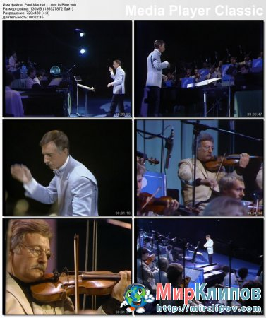 Paul Mauriat - Love Is Blue (Live)