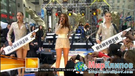 Beyonce - Greenlight (Live, Today Show, 2007)