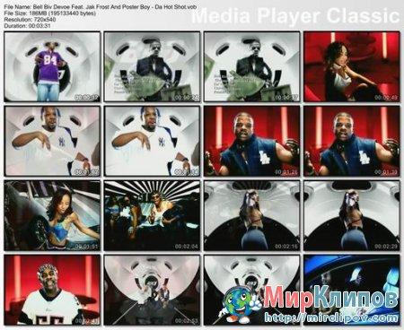 Bell Biv Devoe Feat. Jak Frost And Poster Boy - Da Hot Shot