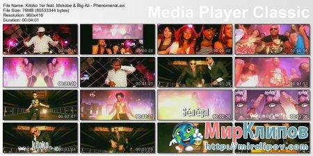 Kitoko 1er Feat. Mokobe & Big Ali - Phenomenal