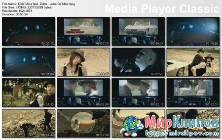 Don Choa Feat. Zaho - Lune De Miel
