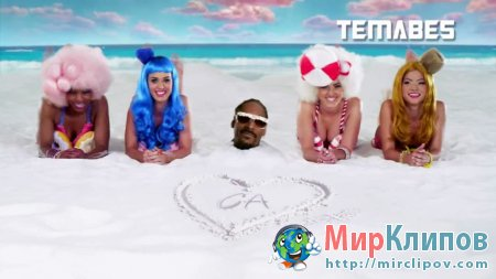 Katy Perry Feat. Snoop Dogg - California Gurls (Temabes Remix)