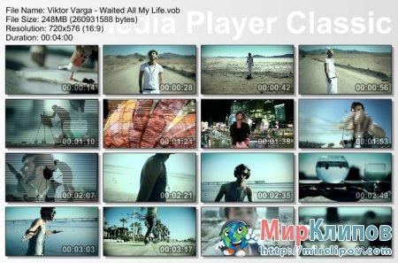 Viktor Varga - Waited All My Life