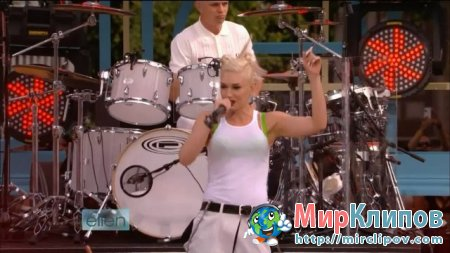 No Doubt - Hella Good (Live, The Ellen DeGeneres Show)
