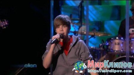 Justin Bieber - Baby (Live, The Ellen DeGeneres Show)