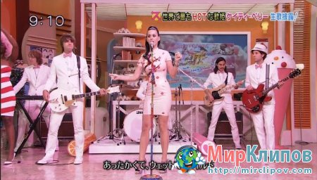 Katy Perry - California Gurls (Live, Sukkiri)