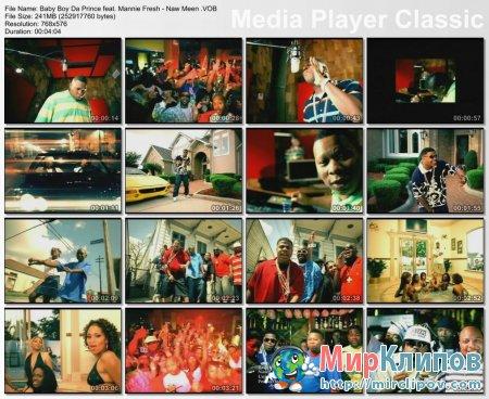Baby Boy Da Prince Feat. Mannie Fresh - Naw Meen