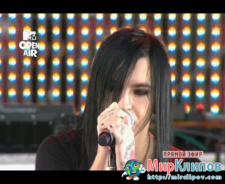 Китай - После Дождя (Live, MTV Open Air, 2010)