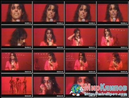 Alice Cooper – Only Woman Bleed