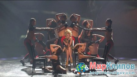 Kylie Minogue - Get Out Of My Way (Live, America's Got Talent)