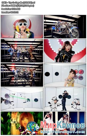 2NE1 - Try Co Copy Me