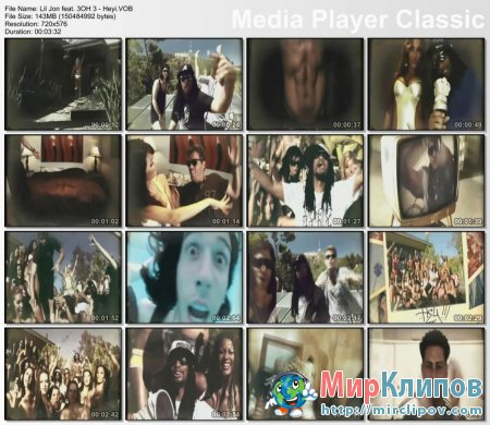 Lil Jon Feat. 3OH 3 - Heyi