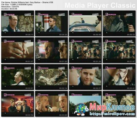 Robbie Williams Feat. Gary Barlow – Shame