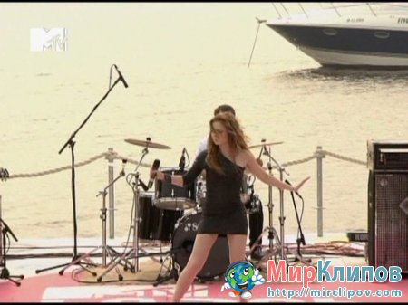 Юлия Савичева - Москва-Владивосток (Live, MTV Beach Party, 2010)
