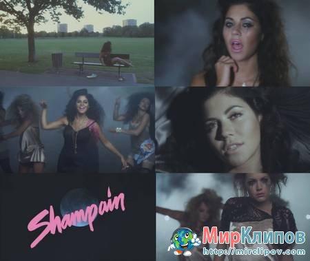 Marina And The Diamonds — Shampain