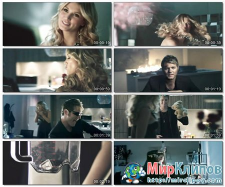 Brian McFadden Feat. Delta Goodrem - Mistakes