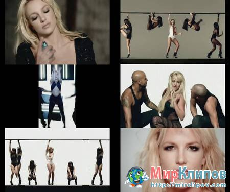 Britney Spears - 3 (Dark Intensity Remix)