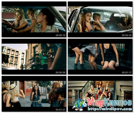 The Saturdays Feat. Flo Rida - Higher