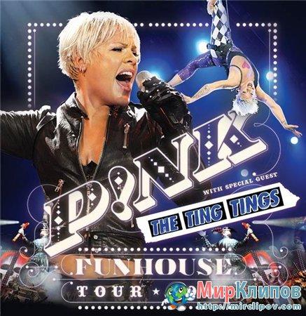 Pink - Funhouse Tour (Live, Australia, 2009)