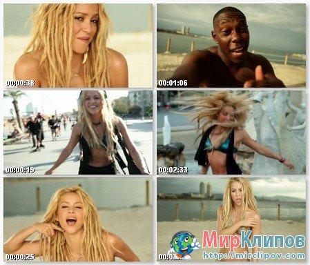 Shakira Feat. Dizzee Rascal - Loca