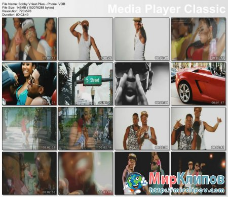 Bobby Valentino Feat. Plies - Phone #