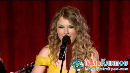 Taylor Swift - Mine (Live, CMA Music Festival, 2011)
