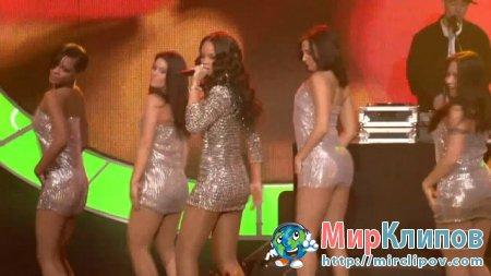 Rihanna - Break It Off (Live, Dick Clark's New Years Rockin Eve)
