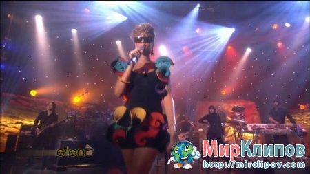 Rihanna - Don't Stop The Music (Live, The Ellen DeGeneres Show)