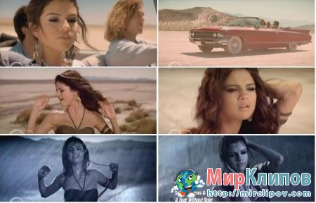 Selena Gomez Feat. The Scene - A Year Without Rain