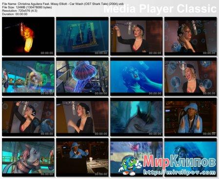 Christina Aguilera Feat. Missy Elliott - Car Wash (OST Shark Tale)
