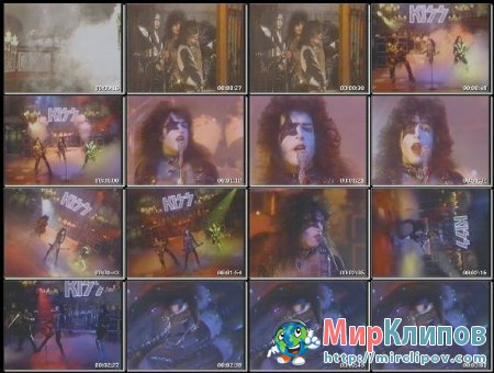 Kiss – Detroit Rock City (Live)
