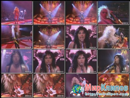 W.A.S.P. – I Don't Need No Doctor (Live)