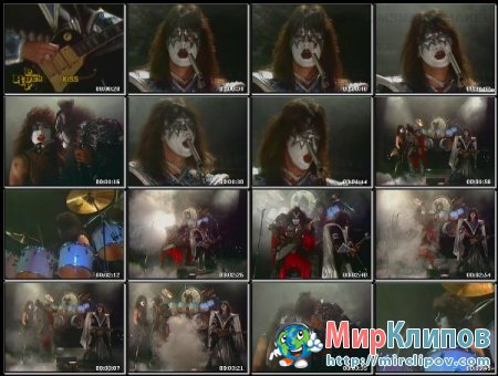 Kiss – Talk To Me