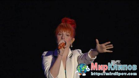 Bruno Mars, B.O.B & Paramore - Medley (Live, MTV VMA, 2010)