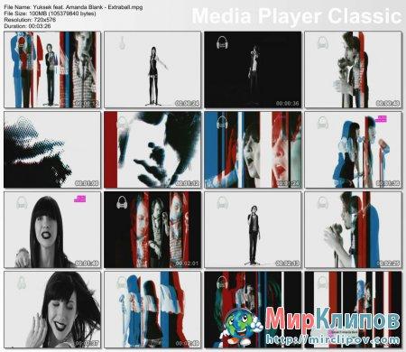Yuksek Feat. Amanda Blank - Extraball