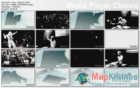 Yenn - Monzen (Live)