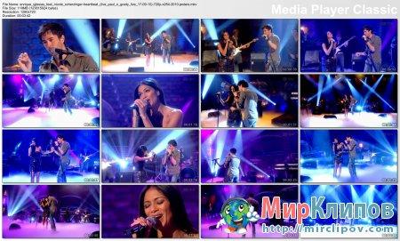Enrique Iglesias Feat. Nicole Scherzinger - Heartbeat (Live, Paul O Grady Show, 17.09.2010)