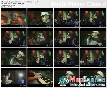 Владимир Асмолов - Клюква В Сахаре (Live)